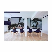 Original wall deco Mural sticker meeting conference room inspiration palm tree