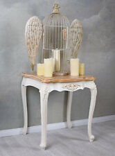 Side Table Country Style Flower Stand Console Wall Antique Night