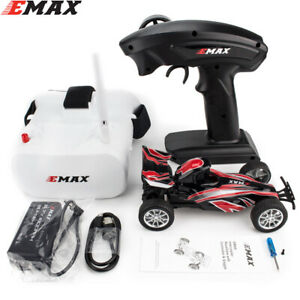 Emax Interceptor FPV Racing Car 2.4G Radio Control High speed RC Car 2~3S RTG
