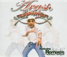 Arash Temptation (2005, feat. Rebecca) [Maxi-CD]
