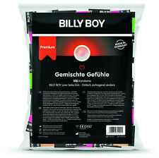 Billy Boy Kondome 100-Stück Gemischtes Set