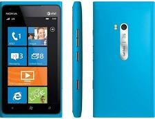 Nokia Lumia 900 - 16GB - Blue (Unlocked) Smartphone 8MP Camera 4G -FRB