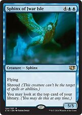 X4 Sphinx of Jwar Isle -NM- Commander 2014  MTG  Magic Cards Blue  Rare