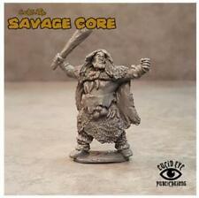 Lucid Eye Sci-Fi Mini 28mm Neanderthal Boss - Bugnag Pack New