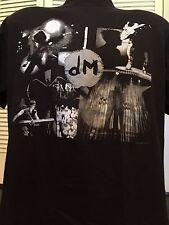 Vtg Depeche Mode Forum 93 Tour Shirt Sz L/XL Alternative New Wave Rock Punk KROQ