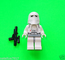 LEGO STAR WARS FIGUREN ### SNOWTROOPER AUS SET 7879 MIT JETPACK ### =TOP!!!