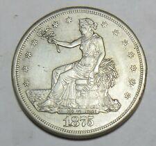 1875 S TRADE DOLLAR