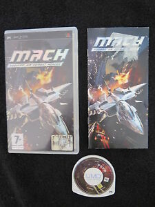 PSP : M.A.C.H. - MODIFIED AIR COMBAT HEROES - Completo, ITA !