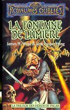 ROMAN LES ROYAUMES OUBLIES T 7 LA FONTAINE DE LUMIERE