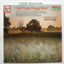 ED 29 0352 1 - BRITTEN - The Foggy Foggy Dew - ROBERT TEAR - Ex Con LP Record