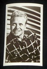 Lyle Bettger1940's 1950's Actor's Penny Arcade Photo Card