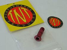 XTR M900 Rear Derailleur Mounting Bolt Dura Ace Shimano TNT Alloy red XT NOS