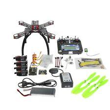 Kit completo GPS Drone frame Multicopter FPV APM Flysky trasmettitore