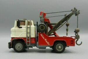 Vintage Corgi Major Toys - FORD 1142 HOLMES WRECKER RECOVERY VEHICLE - Tilt Cab