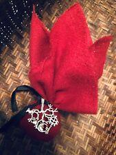 Protection Mojo Bag - Handmade, Organic, Gris Gris, Witchcraft, Cimaruta, Hoodoo
