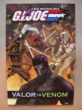 G.I. Joe: Valor Vs Venom Promotional Comic (Hasbro) ~ Hard to Find