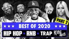 Oct 2020 Rap Hip Hop & RnB, 2Dvds 79 Music Videos - Moneybagg Yo DaBaby Lil Baby