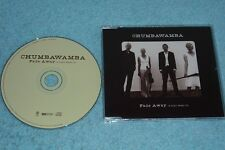 Chumbawamba Maxi-CD Fade Away (I Don 't want to) - German 4-Track CD