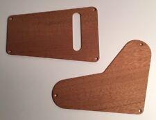 Guilford Holy Grail Hondurans Mahogany Backplate set For PRS tremolo Guitars