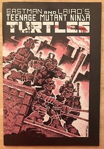 Teenage Mutant Ninja Turtles #1 1984 Magazine Comic Book TMNT Third Printing