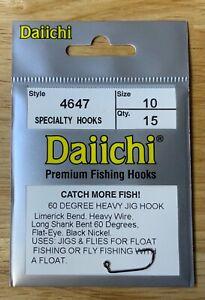 CLEARANCE - Fly Fishing Hooks - Daiichi, Tiemco, Umqua, Gamakatsu, and more