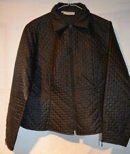 ANNE FONTAINE -Paris Smart Zipped Front Light Blazer/Jacket  Size 5, UK 14/16