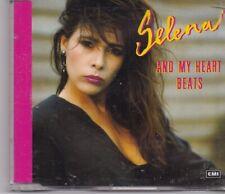 Selena-And My Heart Beats cd maxi single