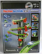 **NEU** fischertechnik 536620 PROFI Dynamic S Kugelbahn **OVP**
