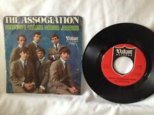The ASSOCIATION Pandora's Golden Heebies/Standing Still 45rpm Orig Jack & Vinyl