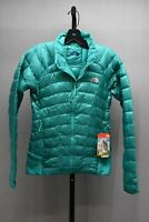 The North Face Quince Down Insulated Jacket, Women's Size XS, Green NEW