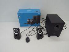 Logitech Z333 2.1 Channel Speaker System with Subwoofer