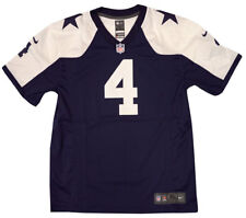 Dallas Cowboys DAK Prescott Boys Alternate Game Jersey Size Youth L