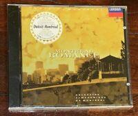 Montreal Romance By Orchestre Symphonique De Montreal Dutoit CD NEW SEALED RARE!