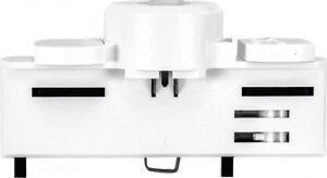 EUTRAC Stromschienenadapter, 3-phasig, weiß