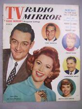 TV RADIO MIRROR MARCH 1956 STEVE ALLEN JAYNE MEADOWS MOLLY BEE JULIE STEVENS