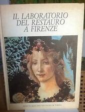 Il Laboratorio del restauro a Firenze