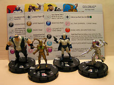 Civil War Neutral lot-  #035-#038, Goldbug, Microbobe, Speedfreek and Plunderer!
