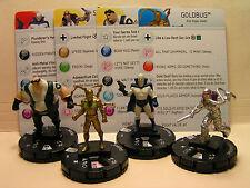 Civil War Neutral lot-  #035-#038, Goldbug, Microbobe, Speedfreek and Plunderer!