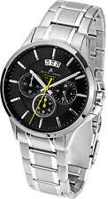 Jacques Lemans Men's Watch Stainless Steel Bracelet Quartz 1-1542D