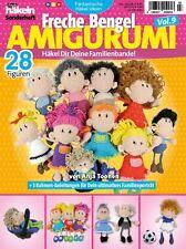 AMIGURUMI Simply Häkeln *** FRECHE BENGEL ***   Amigurumi Vol.9 Familienbande !
