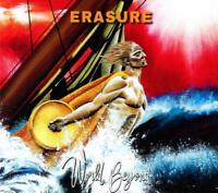 Erasure World Beyond (2018) 10-track CD Album digipak Neu/Verpackt