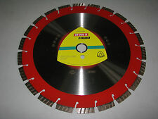 Klingspor DT 900B especial Ø 350mm hormigón Turbo Disco de diamante para corte
