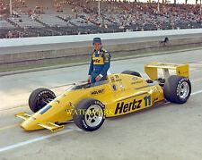 Al Unser Sr 1986 Indianapolis Indy 500 8x10 Photo