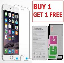 100% Genuine Tempered LCD Film Glass Protector For Apple iPhone 6Plus 6SPLUS