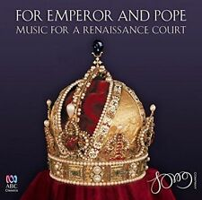 for Emperor and Pope Music for a Rena 0028948110919 by Song Company CD