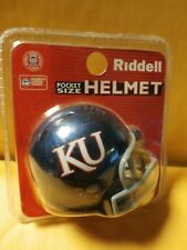NCAA  Kentucky Wildcats Riddell Revolution Pocket Pro Mini Football Helmet
