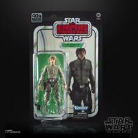 "Star Wars Black Series Empire Strikes Back 40th Anniversary 6"" Luke Skywalker"