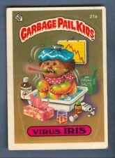 Garbage Pail Kids 2013 Chrome #21a Virus Iris MINT