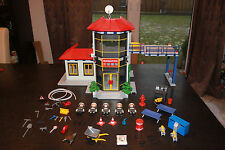 Playmobil Feuerwehrstation