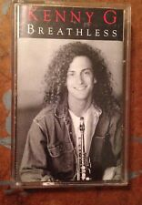 Kenny G Breathless Cassette Tape